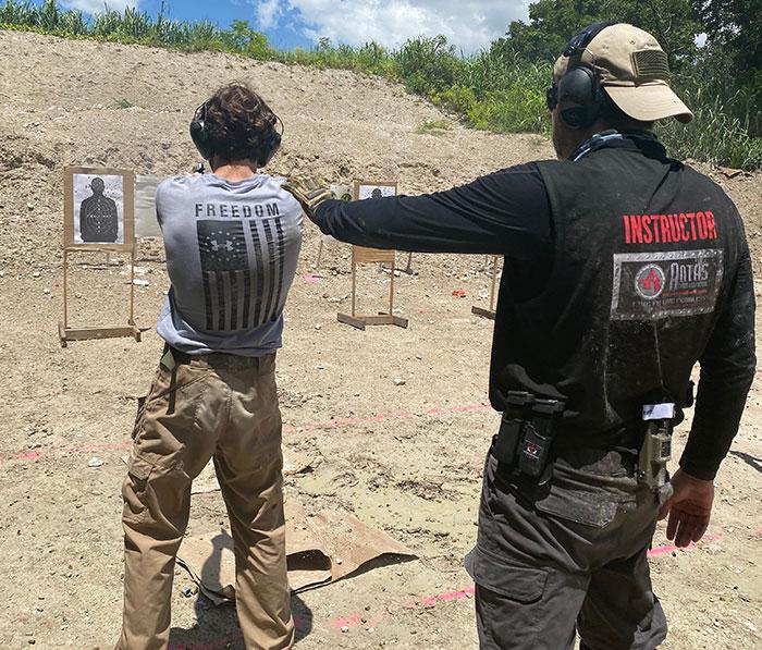 Firearms Training | Karate School in Miami
